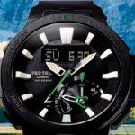 カシオの腕時計『PRW-7000シリーズ』が釣りで使えそうだし見た目もカッコいい
